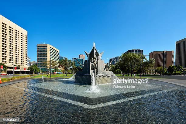 Victoria Square Fountain, Adelaide