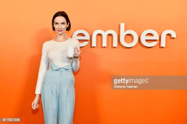 Victoria Summer attends Ember celebrates VIP launch event with Iggy Azalea on November 8 2017 in Los Angeles California