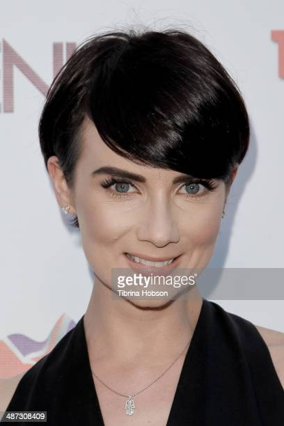 Victoria Summer attends the screening of 'The Gun The Cake And The Butterfly' at ArcLight Cinemas on April 28 2014 in Hollywood California