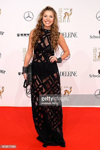 Victoria Swarovski arrives at the Bambi Awards 2016 at Stage Theater on November 17 2016 in Berlin Germany