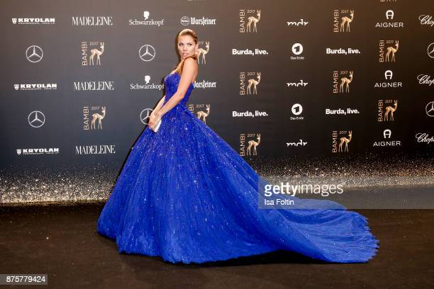 Victoria Swarovski arrives at the Bambi Awards 2017 at Stage Theater on November 16 2017 in Berlin Germany