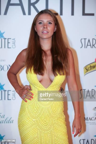 Victoria Swarovski attends Starlite Gala on August 13 2017 in Marbella Spain