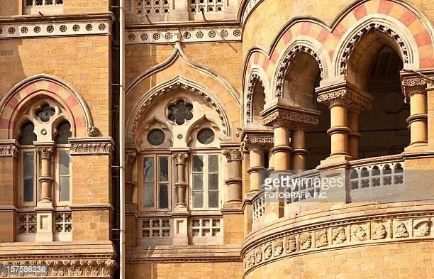 Bahnhof Victoria Station-Mumbai