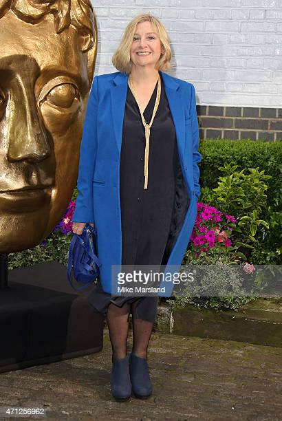 Victoria Wood attends the British Academy Television Craft Awards at The Brewery on April 26 2015 in London England