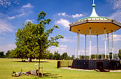 Victorian Bandstand Clapham Common London