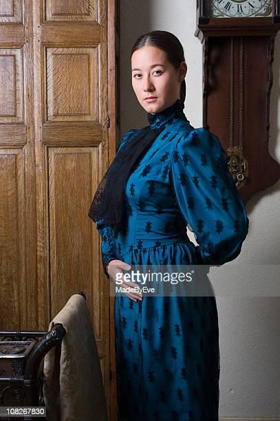 Victorian colonial portrait