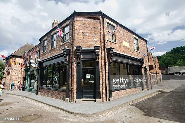 Victorian Corner Shop