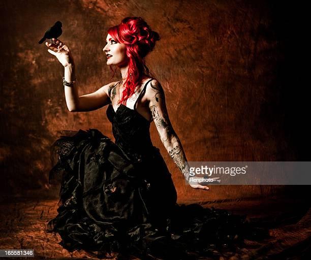 Victorian Gothic Fashion