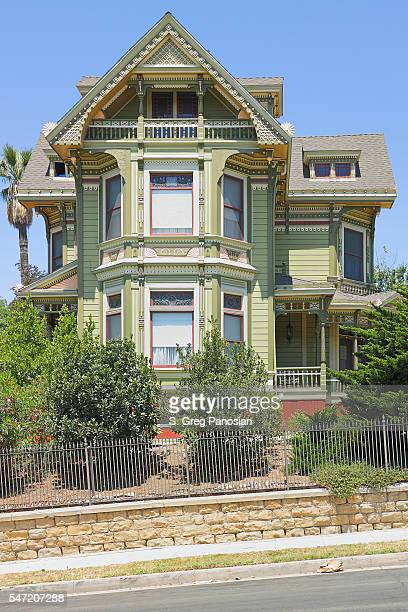 Victorian house - Angelino Heights - Los Angeles