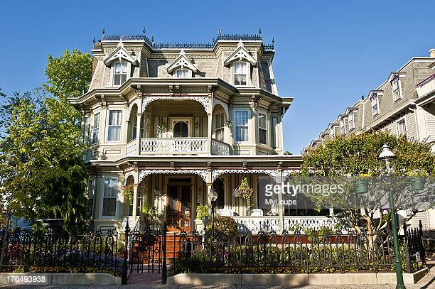 Victorian house Cape May New Jersey United States