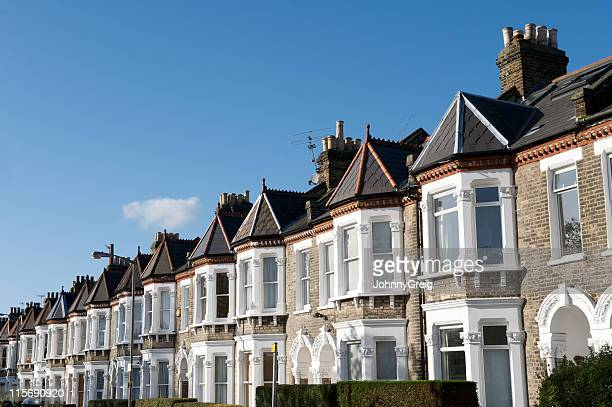 Victorian terraced housing