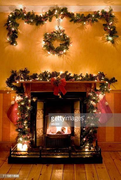 Victorian Art Christmas Zimmer
