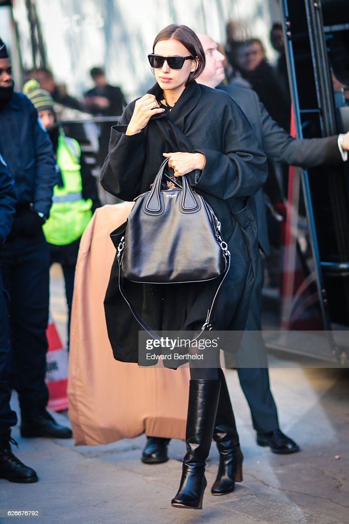 victorias-secret-angel-irina-shayk-is-seen-arriving-at-le-grand-of-picture-id626676792