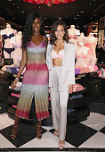 Angel Leomie Anderson Visits Miami On The Incredible...
