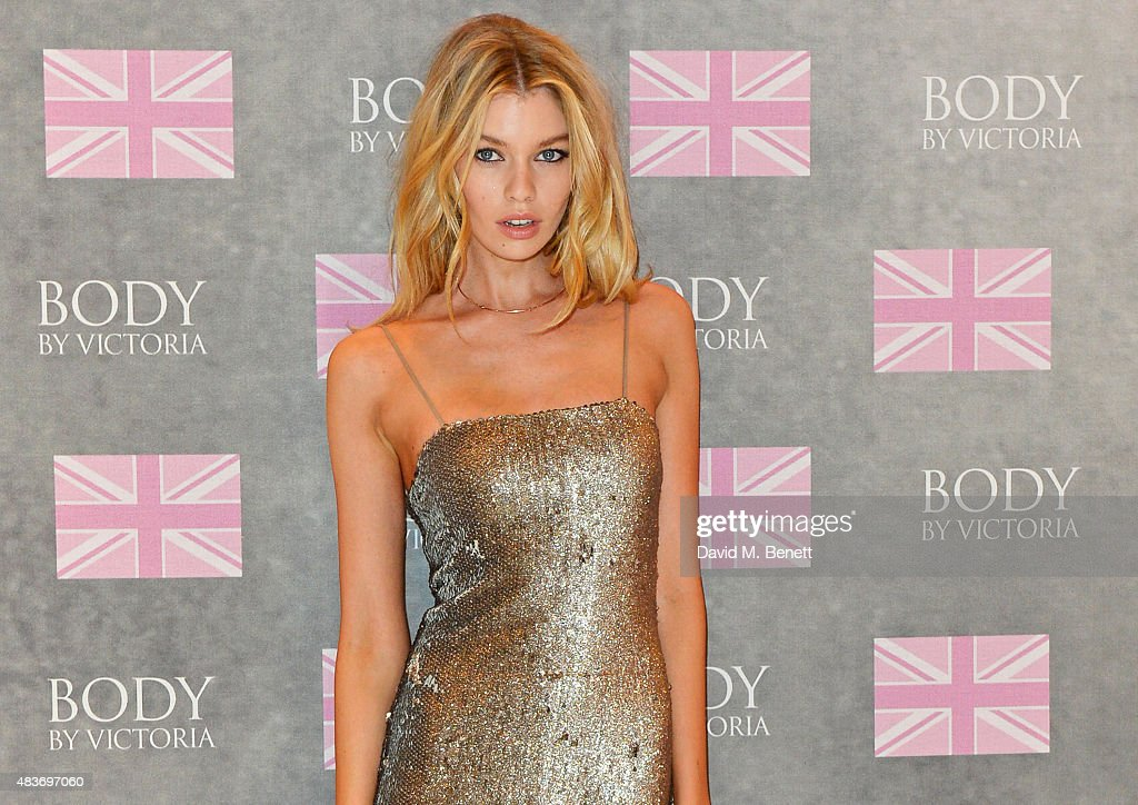 Newest Victoria's Secret Angel, Stella Maxwell, Celebrates The New 'Body by Victoria' Collection
