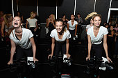 Victoria's Secret Angel Cycle To End Cancer Hosted By...