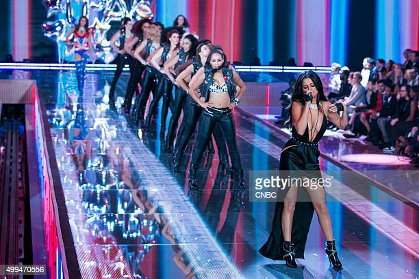Victoria's Secret Fashion Show Pictured Selena Gomez performs at the 2015 Victoria's Secret Fashion Show in New York City on November 10 2015