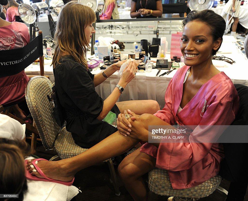 Victoria's Secret Fashion Show - Backstage | Getty Images