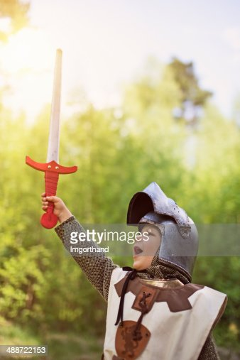 Victory for the little knight
