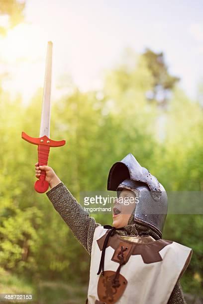 Victoria para los pequeños knight