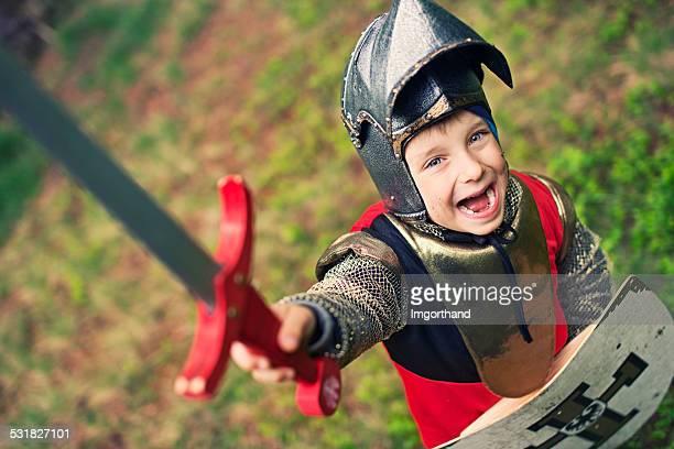 Sieg für die kleinen knight