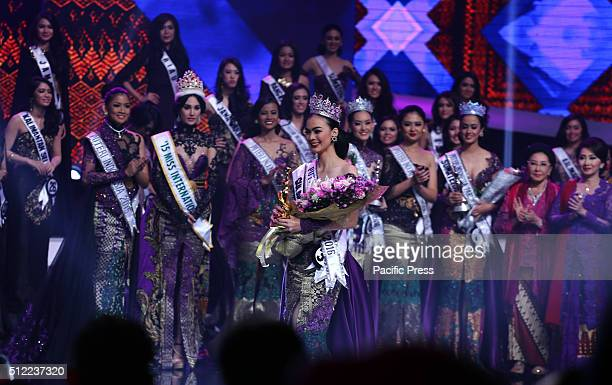 Victory walk of Kezia Roslin ST Miss Indonesia 2016 After experiencing a long trip and a severe competition finally the beautiful Kezia Roslin ST...
