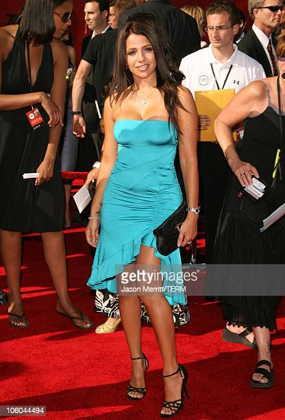 Vida Guerra during 2006 ESPY Awards Arrivals at Kodak Theatre in Hollywood CA United States