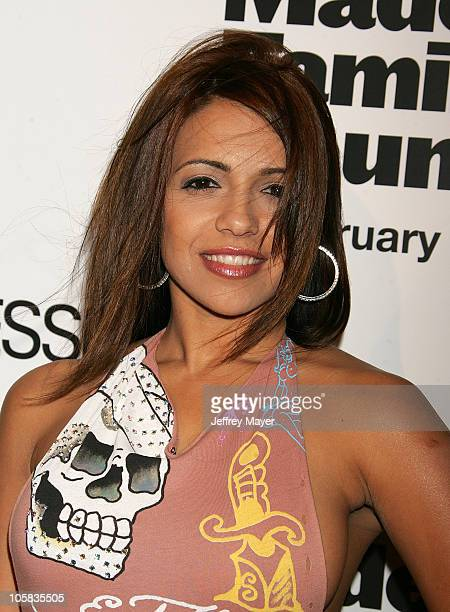 Vida Guerra during 'Madea's Family Reunion' Los Angeles Premiere Arrivals at ArcLight Cinemas in Hollywood California United States
