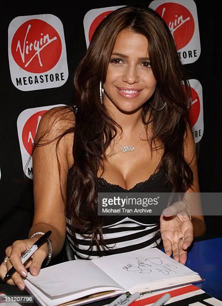 Vida Guerra during Vida Guerra InStore DVD Signing for 'National Lampoon's Dorm Daze 2' September 6 2006 at Virgin Megastore in Hollywood California...