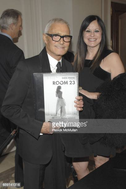 Vidal Sassoon and guest attend Diana Jenkins Presents 'Room 23' Featuring Photography by Deborah Anderson Sponsored by Jenkins' Neuro Brands at The...