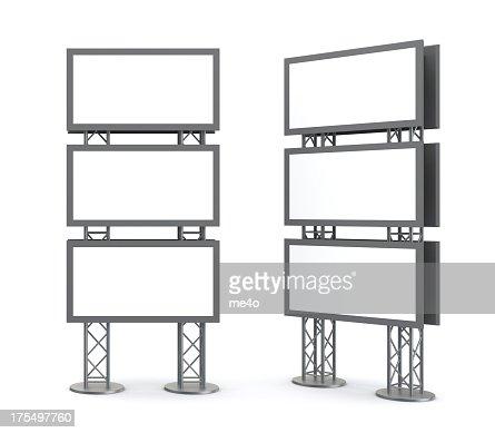 Video board display installation drawings