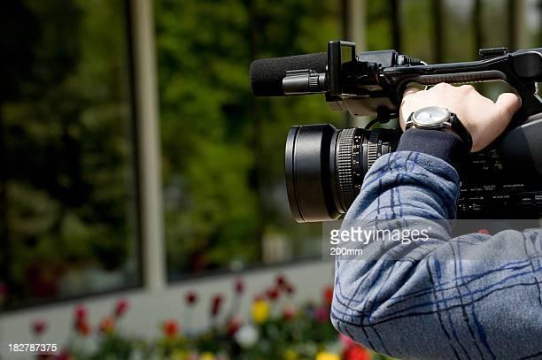 Caméra vidéo enregistrement, Industrie du cinéma