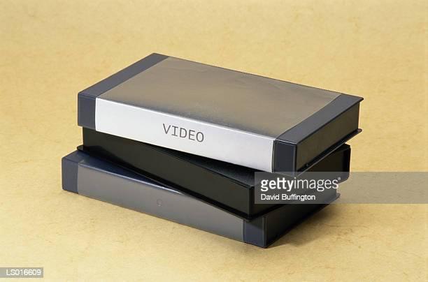 Video Cassette Boxes