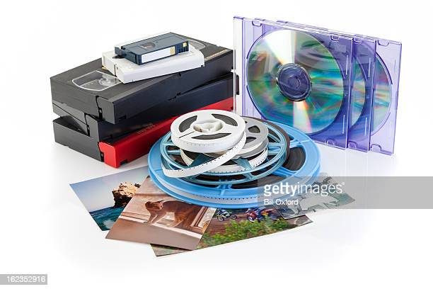 Vidéo, Photo, Film-Transport DVD