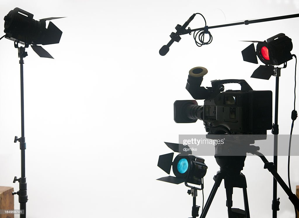 Video gear with open area two