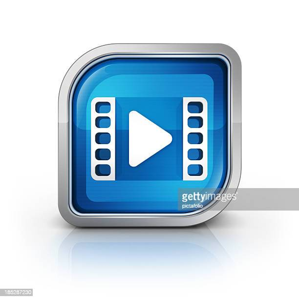 video Or movie streaming Icon