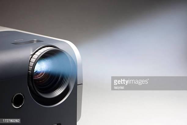 Video Projector Beam