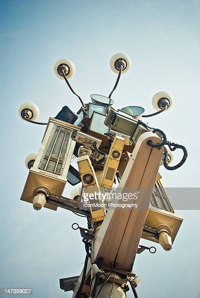 Video Surveillance in Tian An Men Square