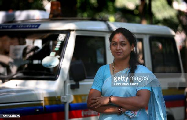 Vidya Vitthal Kaldate the only woman to have cleared the police sub inspector exam from 4000 applicants at the Mumbai Police Headquarters where she...