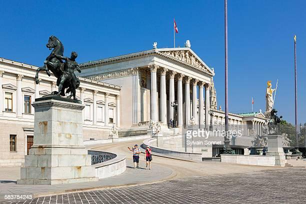 Vienna, Parliament building