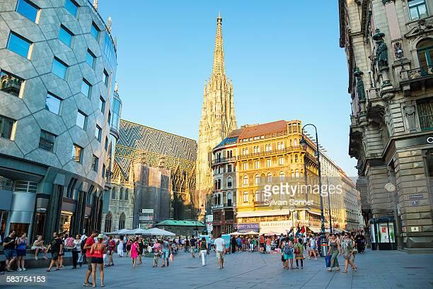Vienna, The Stephansplatz