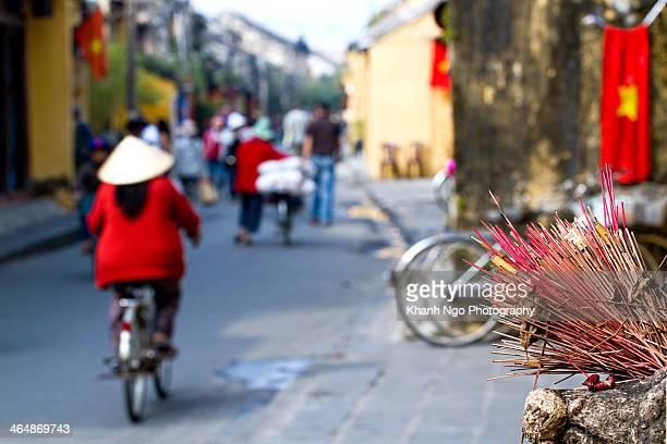 Vietnam, Hoian street