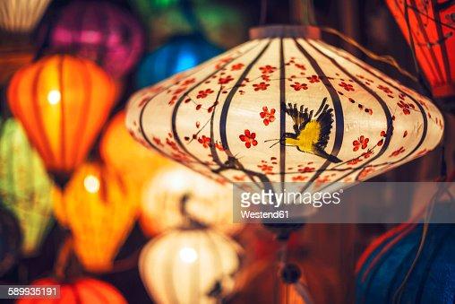 Vietnam, Silk lanterns