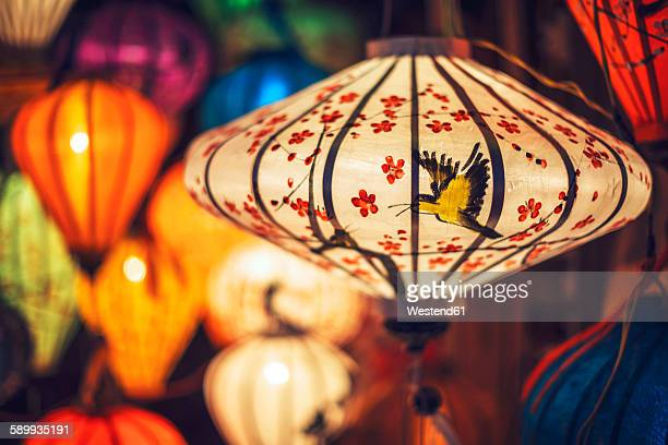 Vietnam, Silk lanterns