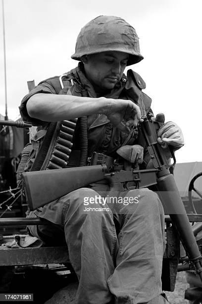 Vietnam Soldier.