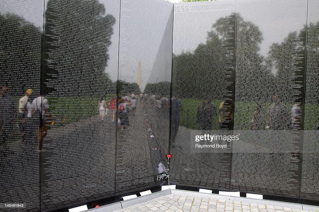 30 Years Since The Vietnam Veterans Memorial Dedication