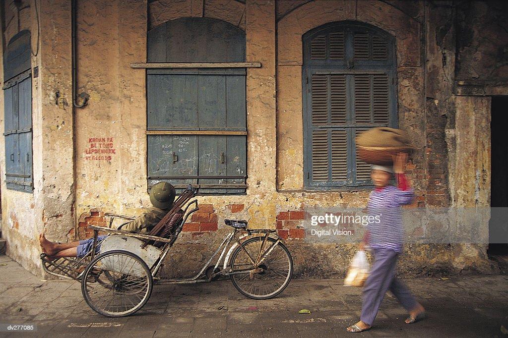 Vietnamese fa ade