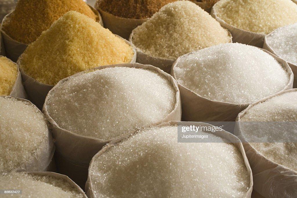 Vietnamese rice assortment : Stock Photo