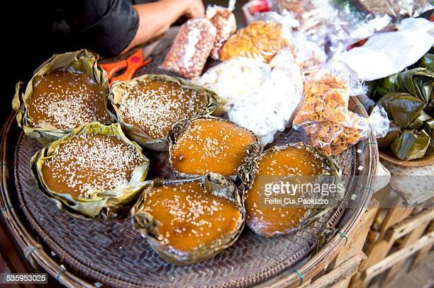 Vietnamese rice jelly at Hoi An Quang Ninh provinc