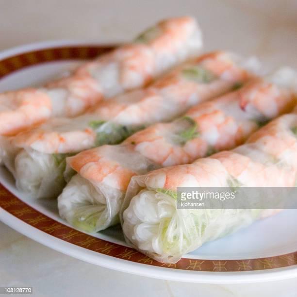 Vietnamese Summer Rolls (Nem)